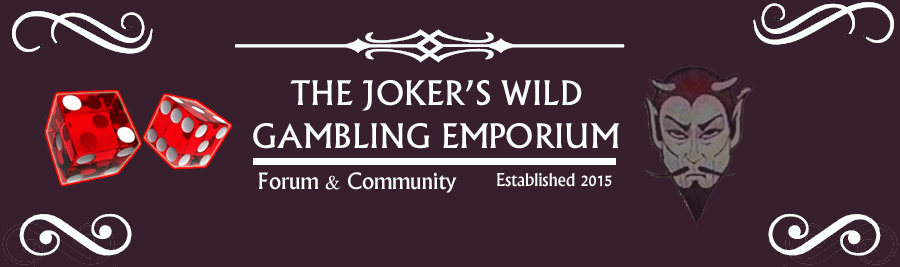 Jokers Wild Gambling Emporium - Powered by vBulletin